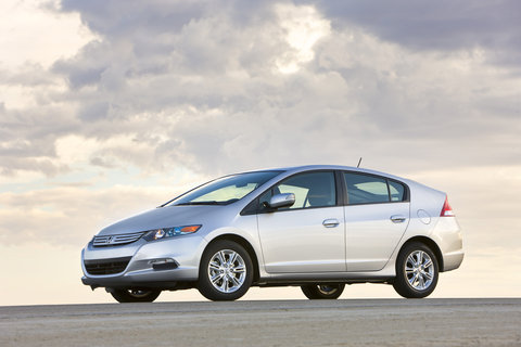 The 2010 Honda Insight: Will this be the car that green friendly grads embrace in coming years? The price is certainly right!