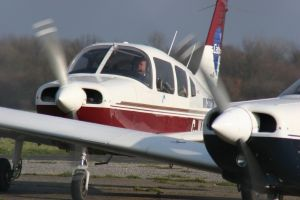 light aircraft