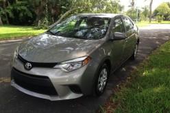 New Drive: 2014 Toyota Corolla LE Eco