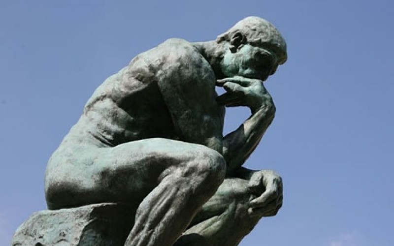 The Thinker- Liberal Arts Education