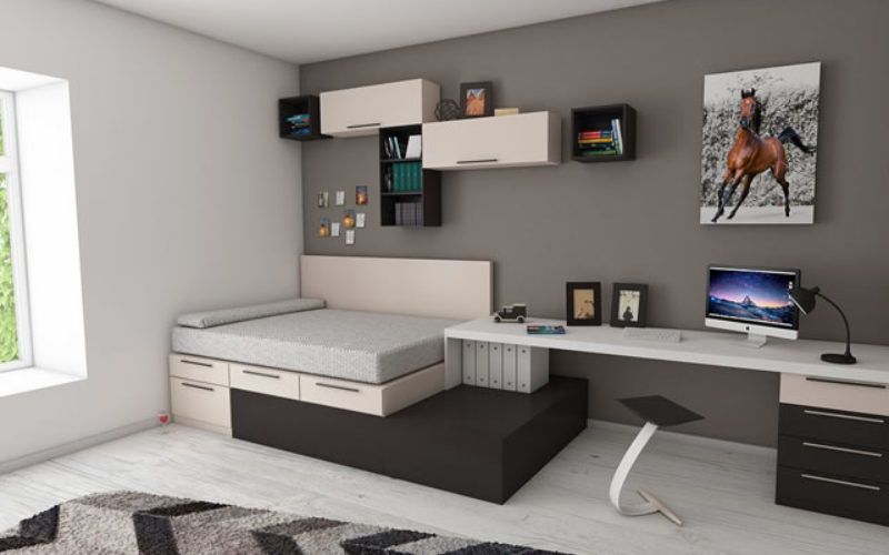 How to Spruce Up Your Dorm Room to Feel 'Homey'