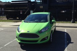 2014 Ford Fiesta Hatchback: Sporty & Affordable