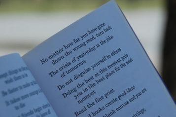 Five Reasons Why We Need Poetry in Schools