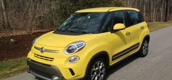 Fab Find: Fiat 500L