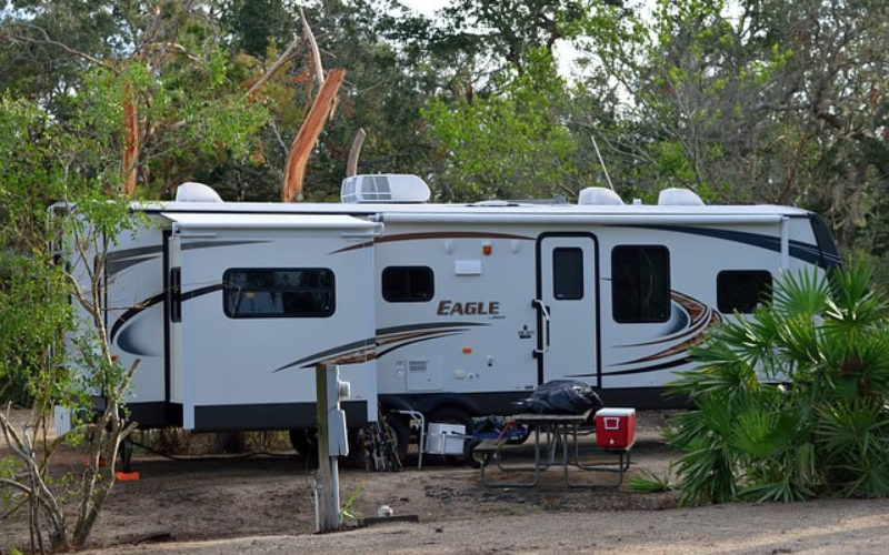 Top 5 Tips For Planning An RV Spring Vacation