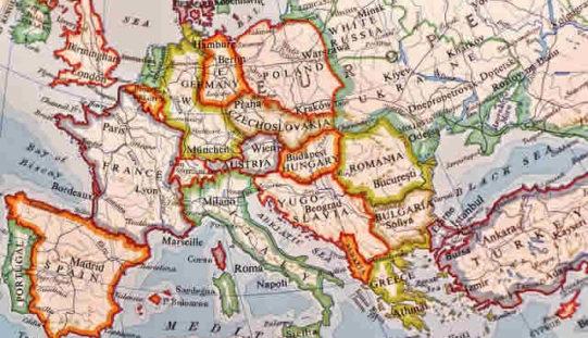Destination Europe: Ready, Set, Go!