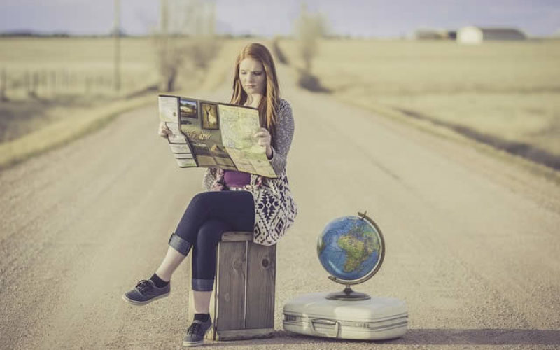 Traveling The World: A Student's Guide