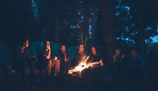 Camping Essentials for Young Adults