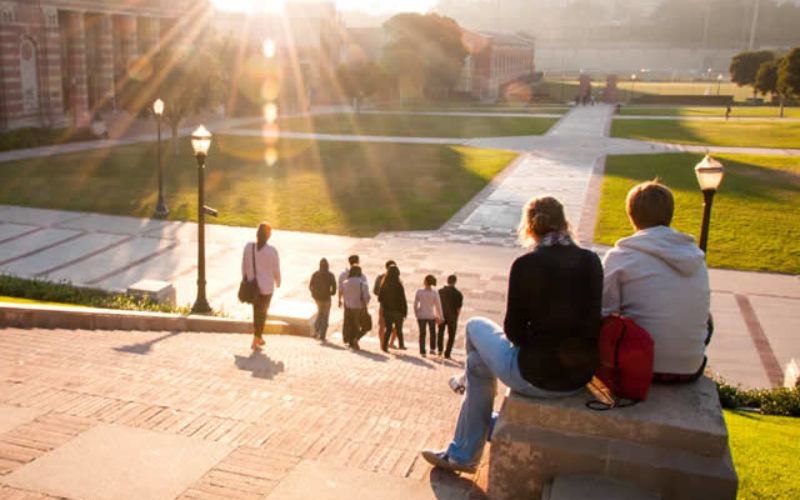 Top 5 U.S. Universities For International Students