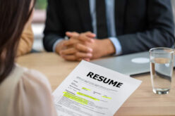 How to Find Your First Job Out of College